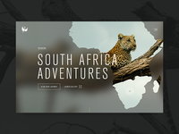 Destinations hero re-design — South Africa