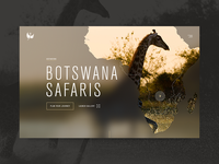 Destinations hero re-design — Botswana