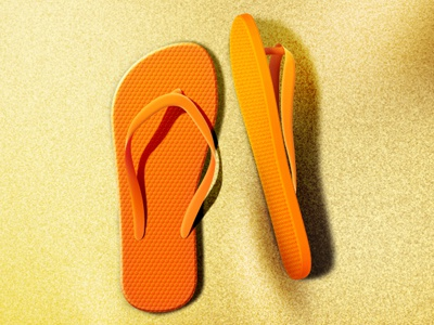Summerofarcade flipflops