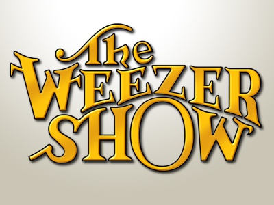 The Weezer Show weezer muppet muppets chad syme syme seattle illustration vector illustrator digital illustration caricature cartoon character design typography