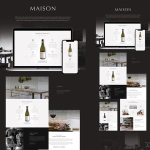 Maison Wine Rework