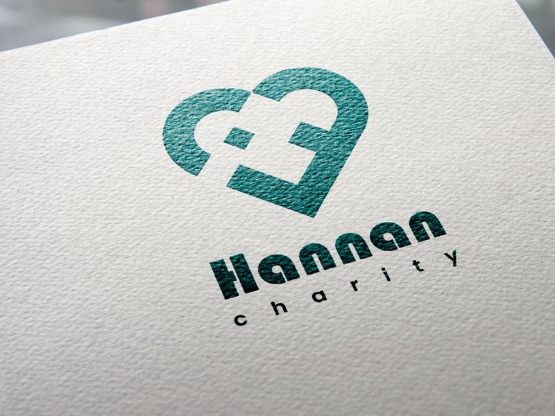 Hannan logotype creativity logo design logodesign logotype typography dribbble adobe illustrator vector illustration illustrator logo branding