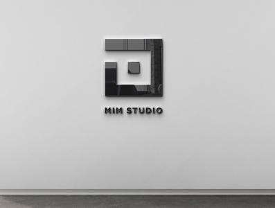 Mim Mockup brand logo design logodesign logotype logo