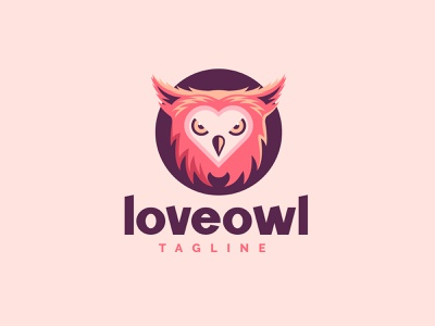 Owl Logo concept logo design branding graphicdesign vector minimalist logo animal logo branding illustration design owl illustration logo mark