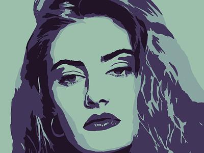 Shelley Johnson adobe fresco vector illustration design