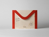 Gmail - Once Appon a Time apps graphicdesign vintage logo retro design designer creativity retro gmail