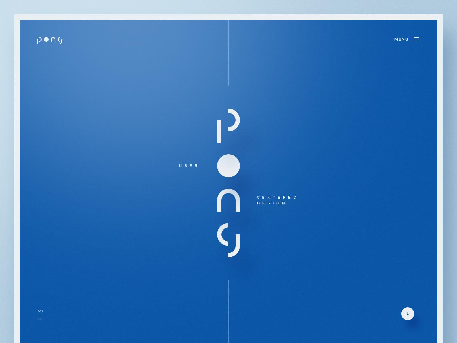 Pong user centered design c hi res