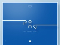 Pong user centered design d hi res