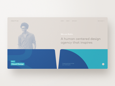 :Ratio — Design Agency geometry typography colors bootstrap web layout website template website webdesign web design ratio agency creative