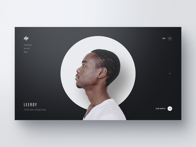 Designer profiles part 3 3 by ben schade