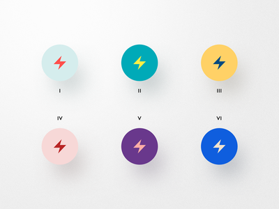 DesignFeed Brand Colors Vol. II palette instagram inspiration identity icon feed design colors branding brand