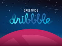 Greetings Dribbble