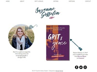 Suzanne Gosselin Website