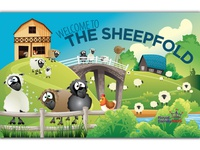 BANNER: The Sheepfold