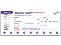 Donation Card / Royal Family KIDS