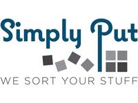 Simply Put Logo / An Organizing Company