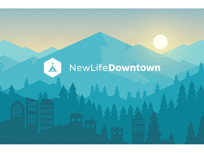Info Card / New Life Downtown
