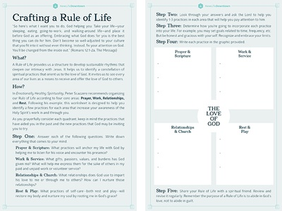 Crafting a Rule of Life / New Life Downtown
