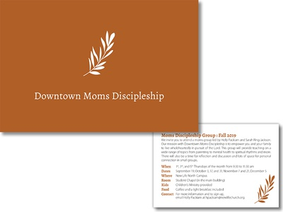 New Life Downtown Moms Discipleship