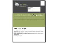 Realtor Newsletter / Colorado Springs