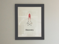Discovery - Framed