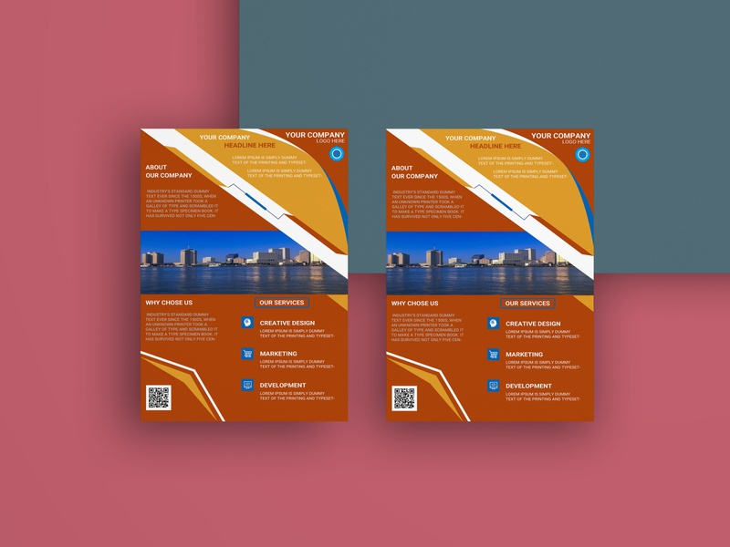 REAL ESTATE , CUSTOM FLYER DESIGN . flyer real estate professional print ready clean branding corporate print design colorful