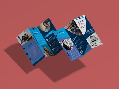 trending, corporate trifold brochure design . brochure typography modern creative clean branding print design colorful corporate