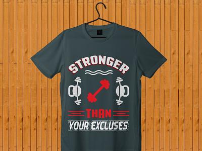 UNIQUE FITNESS T SHIRT DESIGN. clothing clothes modern girl unique t-shirt custom t shirt fitness t shirt design colorful creative clean