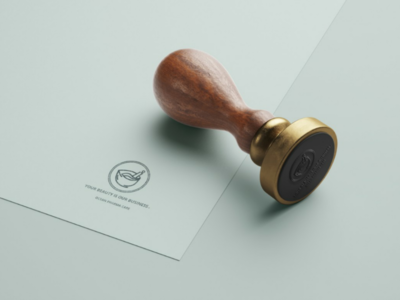 Stamp design stamp