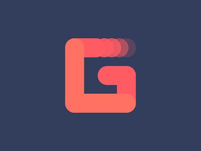 LG Logo shape logo