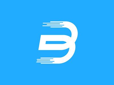 B3 Logo number logo