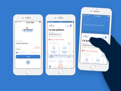 Genialloyd insurance app #2