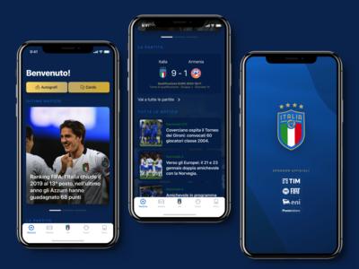 Azzurri Mobile App #1