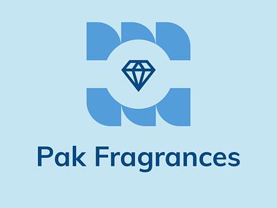 Pakfragrances Logo logo photoshop