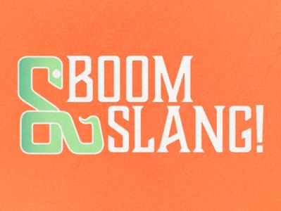 boomslang design vector branding logo