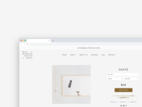 Max Wanger Print Shop Product Page