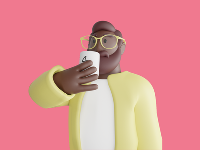 3D Character Illustratıon design web illustration illustration design 3d illustration characters 3d