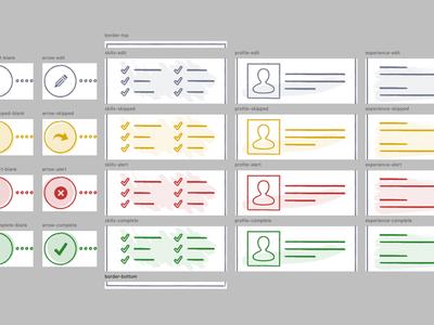 Icon Sprite Artboard icons sprite artboard