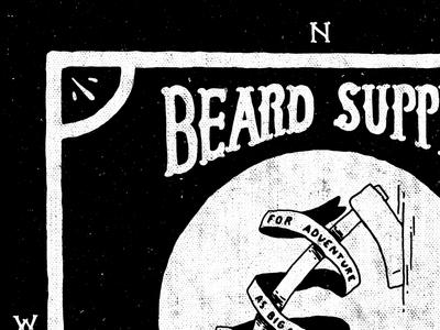 Beard Supply Bandana