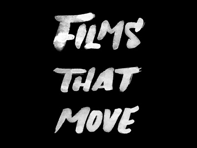 Films That Move