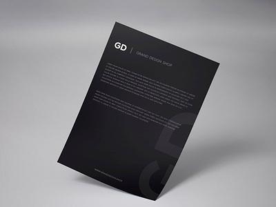 A4 Paper PSD MockUp (free) paper a4 brochure mockups download free mockps letter flyer poster a4 flyer mockup a4