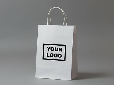 4 Paper Bag Mockup (free) logo mockup brand mockup mockups mock-up bag mockup paperbag bag paper