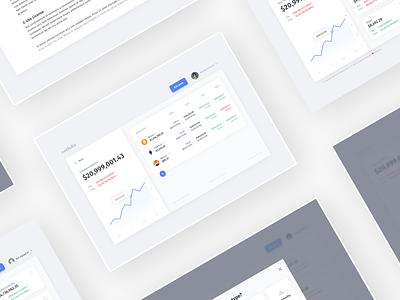 Netfolio —Multi-Asset Net Worth Portfolio commodities ethereum stocks bitcoin cryptocurrency portfolio financial finance