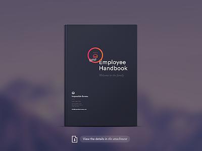 IB Brand —Employee Handbook branding design systems logo