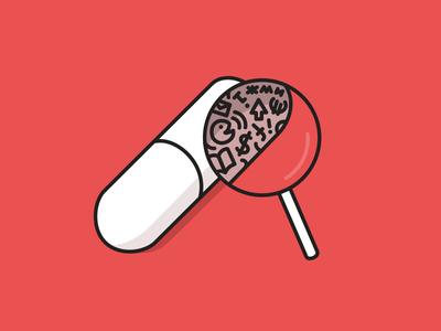 Infobusiness pill
