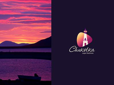 Chukotka logo design vector illustration branding ui graphic design logo