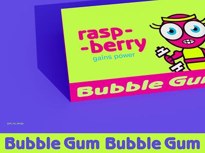 Raspberry packaging series trend character hero vector packaging graphic design illustration branding design