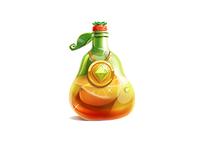 Fruit bottle award