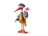 Polish Stork