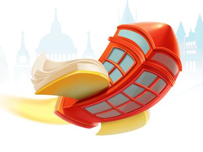 London smart fiction study learn great britain england phone london